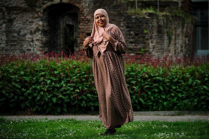 Sahra Muse strijdt als ervaringsdeskundige tegen besnijdenis bij jonge meisjes.