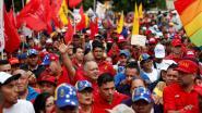 Duizenden aanhangers van Maduro protesteren in Venezuela tegen rapport van VN-mensenrechtencommissaris