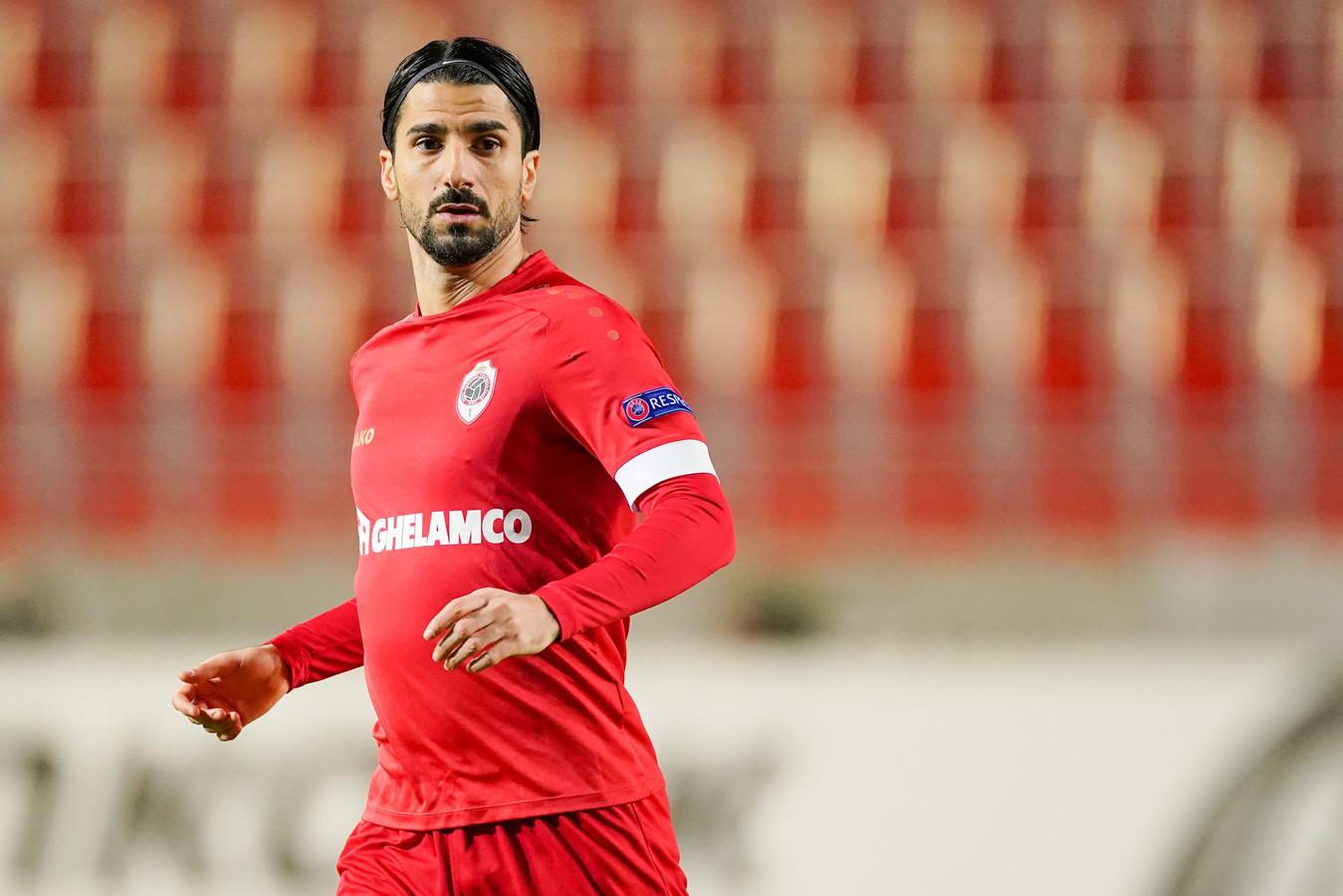 Lior Refaelov heeft nog steeds geen contractvoorstel van Antwerp op zak.