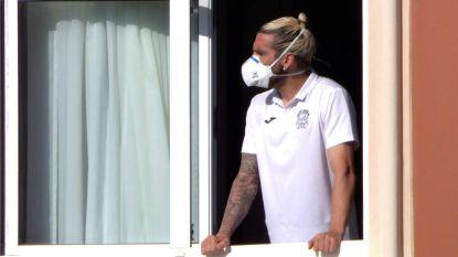 Football Talk. Académie Standard krijgt nieuwe naam - Vier positieve coronagevallen bij Spaanse tweedeklasser - De Sart (Antwerp) maanden out