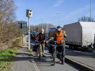 """Fietsersbond dient twintig pagina's dik bezwaar tegen herinrichting kruispunt Mechelsepoort in: """"Tunnels veel te krap voor fietsers én voetgangers"""""""