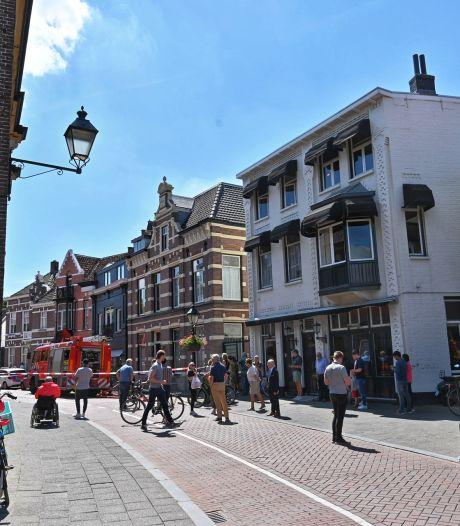 Brandje in bovenwoning in Breda snel geblust