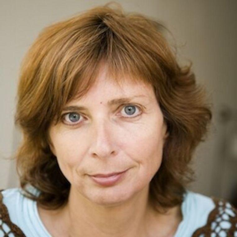 Pauline Slot, schrijfster. Beeld null