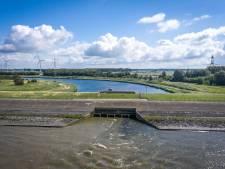 Waterpeil Volkerak-Zoommeer omhoog bij dreigende droogte