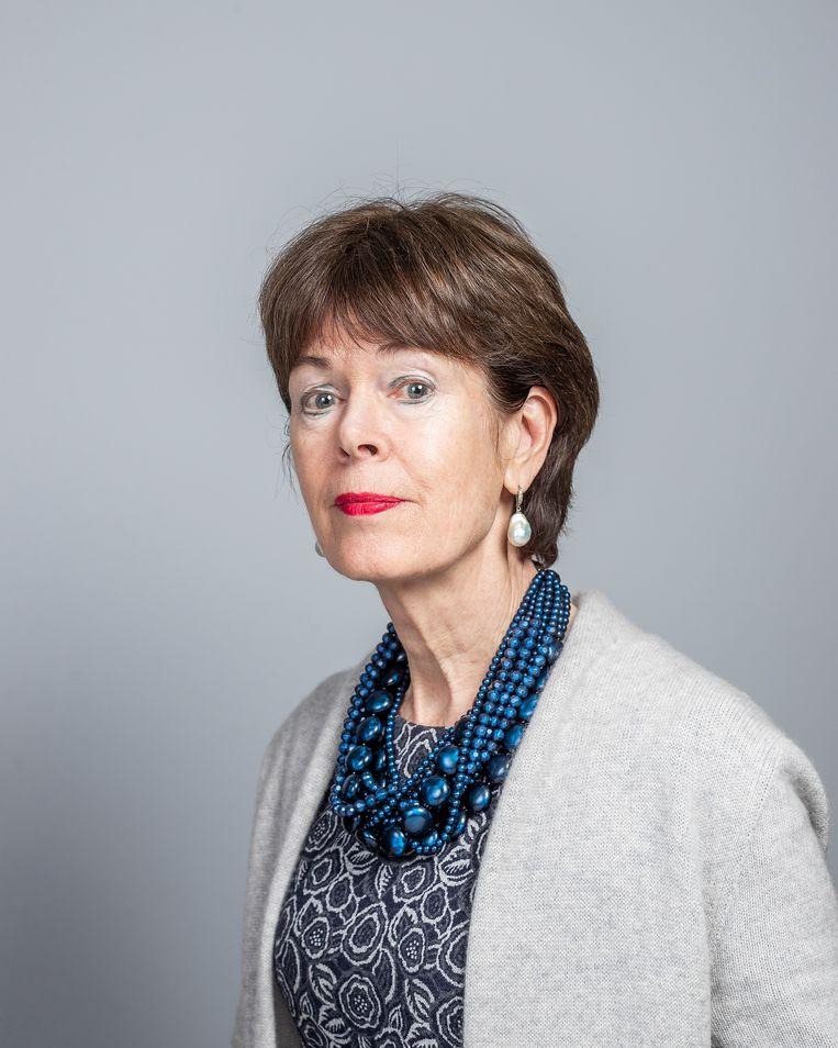 Renée Jones-Bos: 'Je hebt elkaar nodig – een terrorist stopt niet bij de grens en een cyberaanval ook niet.' Beeld Jiri Büller