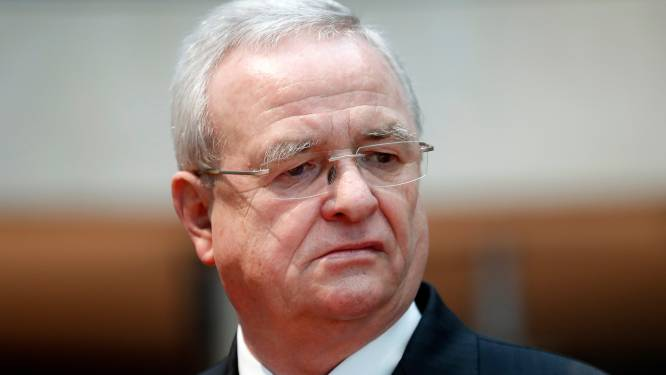 """""""Oud-topman Winterkorn betaalt Volkswagen miljoenenvergoeding"""""""