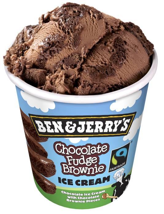 Eén van Ben & Jerry's meest populaire smaken