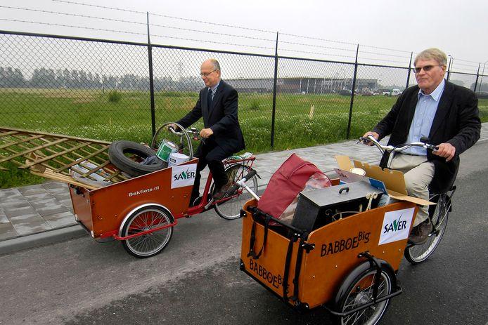 In onder meer Roosendaal en Utrecht kunnen inwoners al met een bakfiets afval afvoeren. Ook in Rotterdam wordt dat dit jaar mogelijk.