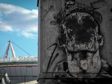 De bekladde schildering: Cristiano Ronaldo als symbool van het kwaad
