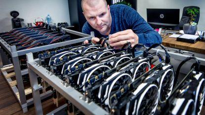 Dit is Berry. Berry runt de grootste bitcoinfabriek van Nederland