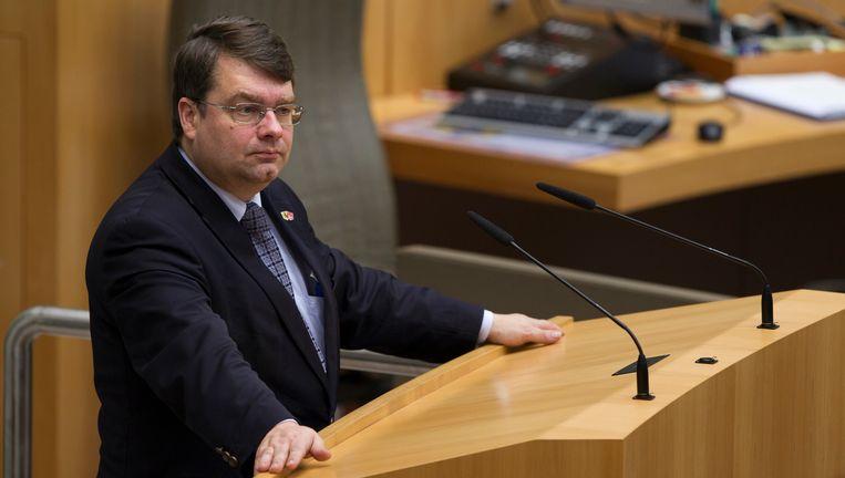 Vlaams parlementslid Jan Penris: