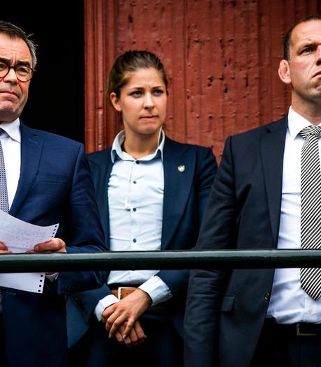 Burgemeester Haarlem ontvangt Sint niet door zware beveiliging