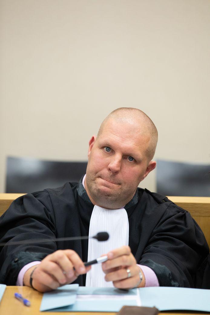 Pieter Filipowicz, een van de advocaten van beschuldigde Shane R.