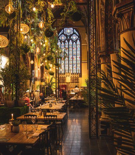 RESTOTIP. Hemels gaan dineren bij The Church in de oude Sint-Aubertuskerk