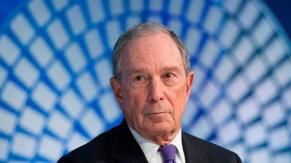New Yorkse ex-burgemeester Bloomberg tegen alle verwachtingen in geen kandidaat bij presidentsverkiezingen in 2020