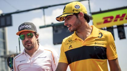 """""""Carlos Sainz vervangt Fernando Alonso bij McLaren"""" (maar wat met Stoffel Vandoorne?)"""