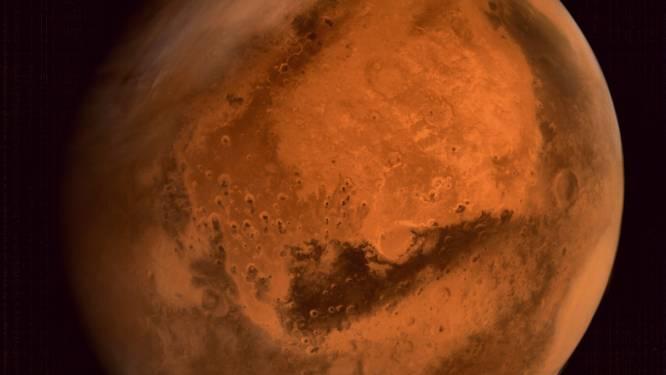 VS willen (pas) in 2018 weer naar Mars gaan