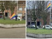 """Regenboogvlag gestolen aan GO! Atheneum in Gentbrugge: """"Niet door leerlingen of medewerkers van de school"""""""