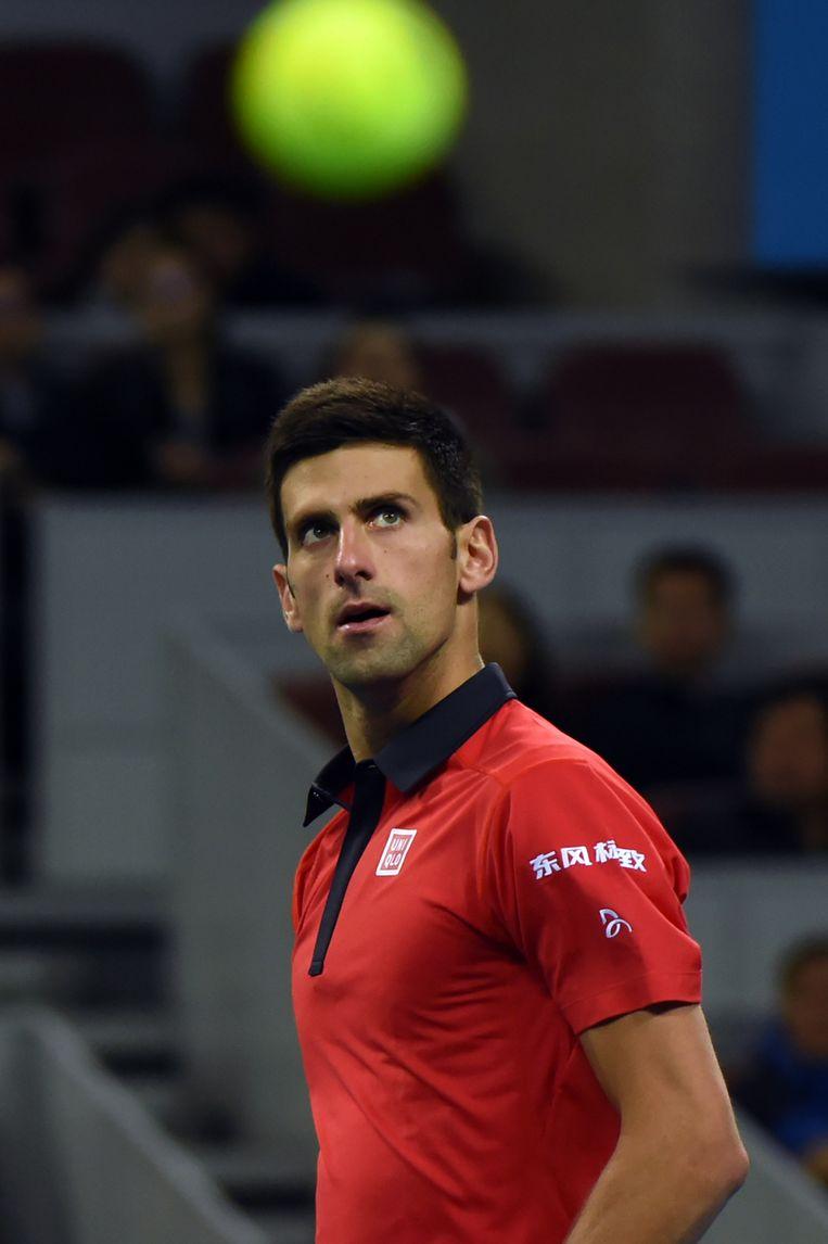Djokovic Beeld AFP