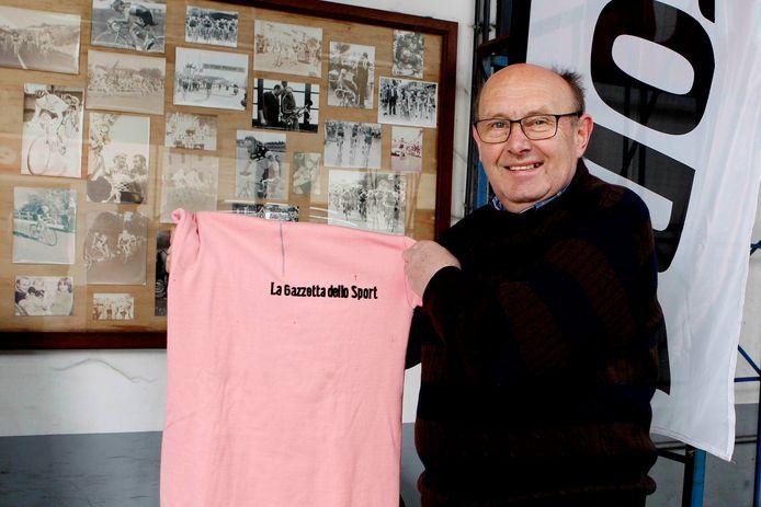 Michel Pollentier, winnaar van onder meer de Giro 1977, reed in 1975 in Yvoir een WK in eigen land. Toen stond de Belgische ploeg niet op één en dezelfde lijn.