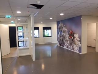 De nieuw locatie aan de Jan Wierhof.