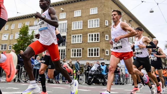 Marathon Amsterdam van start: 'Kan enthousiasme langs parcours goed gebruiken'