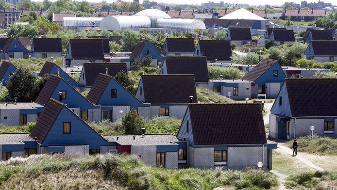 Vakantiehuisjes in Zandvoort.