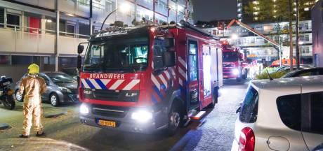 Flatwoning Schiedam voorlopig onbewoonbaar na fikse keukenbrand