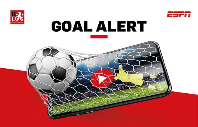 Goal Alert 2021