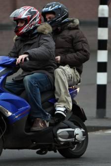 Amersfoortse politiek ziet niets in verbod op brommers in de binnenstad