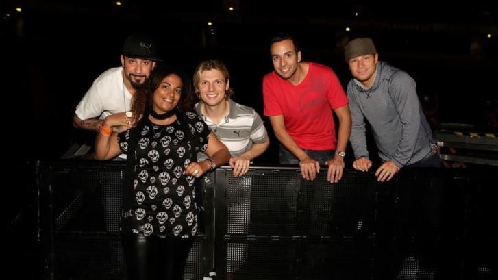 Danique is Backstreet Boys-fan van het eerste uur