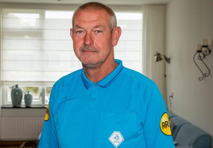 Bart Wattel klom op van de kelder van het amateurvoetbal naar de hoofdklasse.