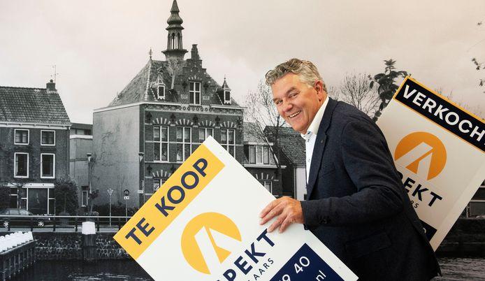 Makelaar Arie Spek over Nieuwegein: ,,Hier is het groen, het openbaar vervoer is top, er zijn winkels, scholen.''
