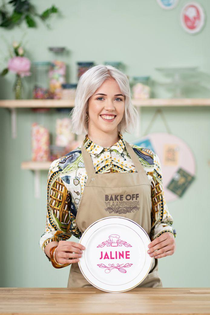 De Hasseltse Jaline Vandromme en winnares van 'Bake Off Vlaanderen 2019' zal in april elke vrijdagvoormiddag op de Hasseltse markt te vinden zijn.