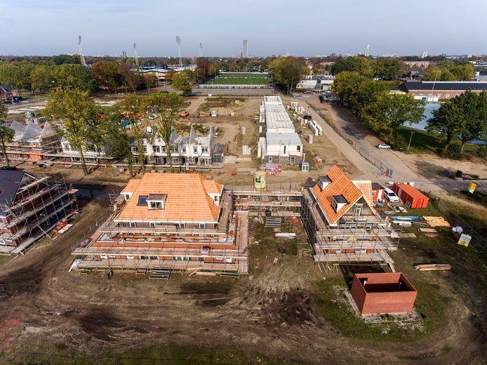 Tilburg Nieuwbouwwijk Willemsbuiten; ook de volgende fases nog met gasaansluiting?