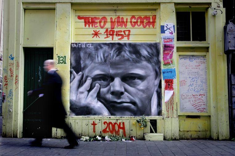Een herinnering aan Theo van Gogh Beeld anp