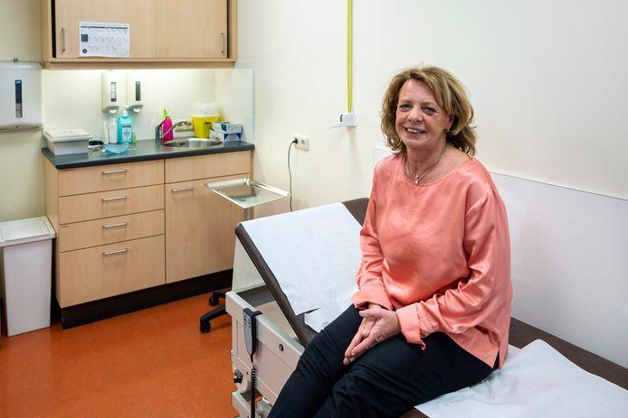 Doktersassistente Carla Slag beleefde gisteren na 45 jaar haar laatste dag als doktersassistente.