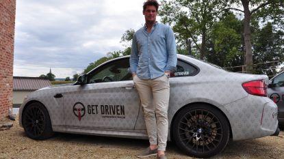 'Jonge Wolf' Gunther Ghysels (28) verhuist naar Londen om er zijn studentenchauffeurdienst Get Driven te lanceren