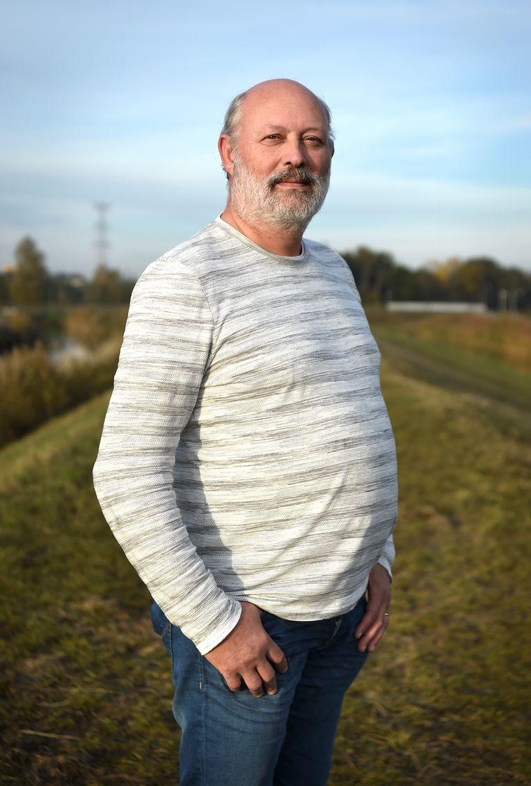 Luc van der Linden. Beeld Marcel van den Bergh