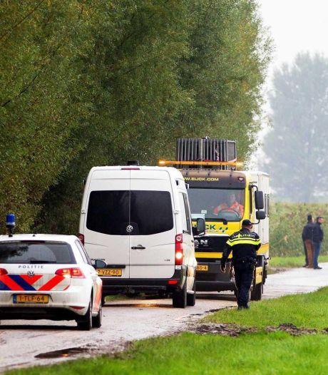 Verdachte dubbele moord Hooge Zwaluwe Youssef C. weigert uit cel te komen
