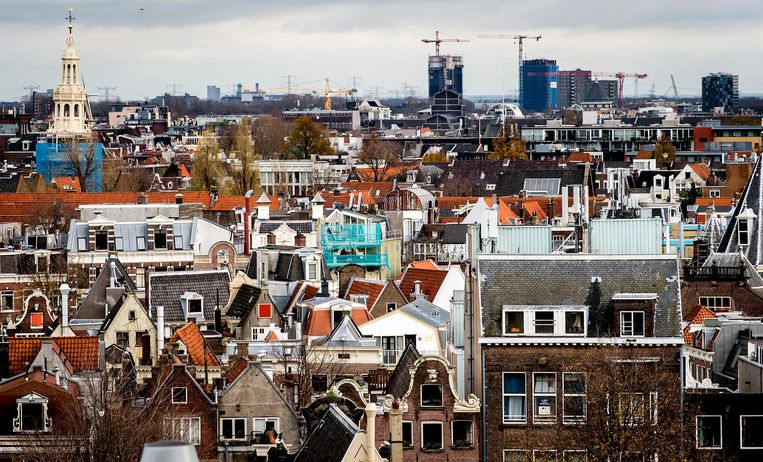 Subletting places pressure on the housing market, according to the city council  Beeld ANP