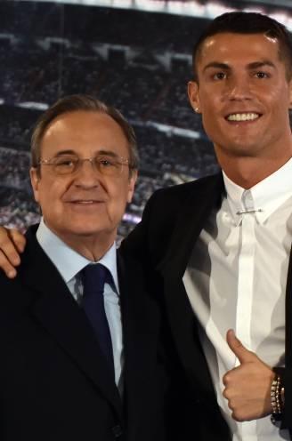 """Gelekte audiotapes van Real-voorzitter Pérez pakken als donderwolken samen boven Madrid: """"Cristiano is gestoord. Een zieke man, een idioot"""""""