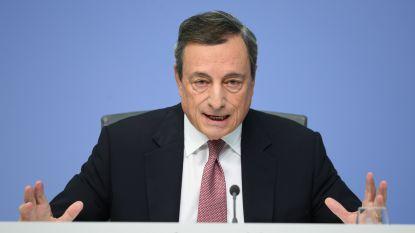 Mario Draghi (ECB) roept België op in te grijpen in vastgoedmarkt