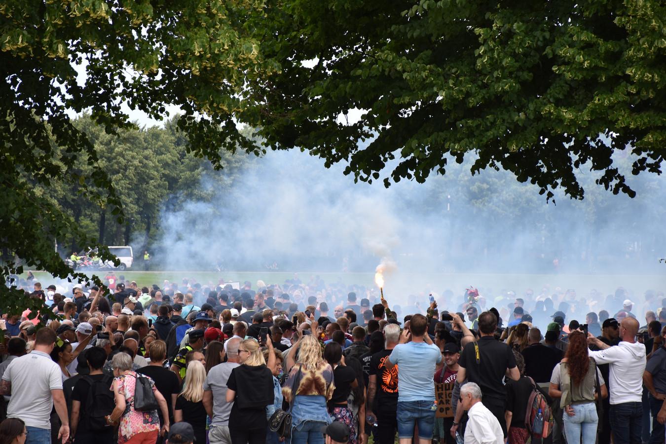 Demonstratie Malieveld