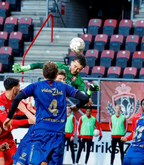 Een grote spits bij FC Twente komt er niet