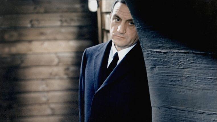 Lino Ventura in Avec la peau des autres van Jacques Deray. Beeld