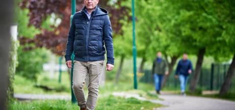 Coronapatiënten herstellen thuis: 'Kreeg 15 meter zuurstofslang mee zodat ik overal naartoe kon'
