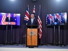 L'Australie scelle un pacte avec les États-Unis et le Royaume-Uni et envoie balader un contrat à 56 milliards avec la France