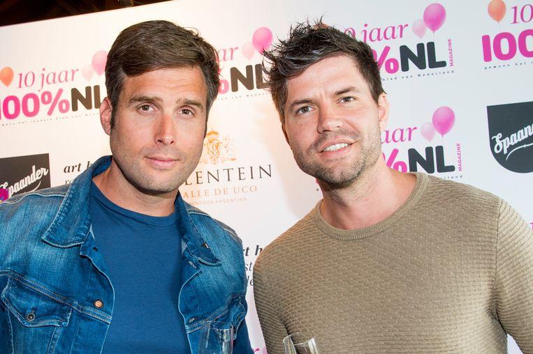 100%NL magazine Nick Schilder en Simon Keizer Beeld Brunopress