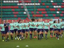 Vrouwen PSV klaar voor Lokomotiv Moskou: 'We hebben kneiterhard getraind'